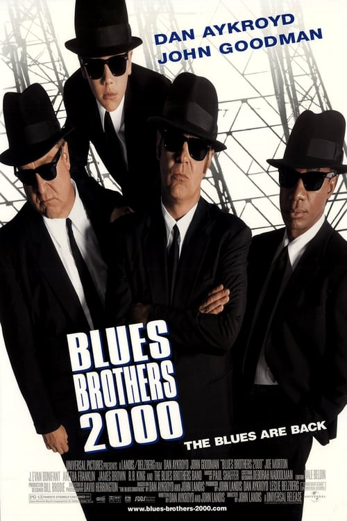 Download Blues Brothers 2000 (1998) Best Quality Movie