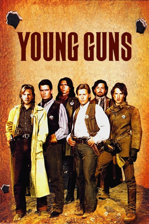 Streaming Young Guns (1988) Movie Free Online