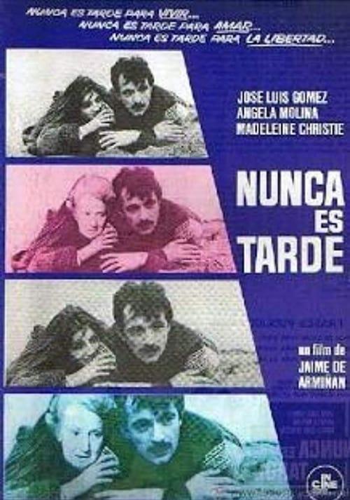 Nunca es tarde (1977)