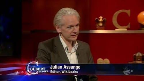 The Colbert Report 2010 Blueray: Season 6 – Episode Jeffrey Toobin, Julian Assange