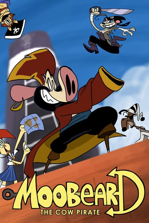 Filme MooBeard the Cow Pirate Com Legendas On-Line