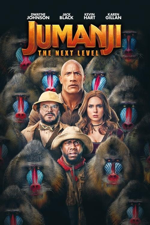 Jumanji: The Next Level - Abenteuer / 2019 / ab 12 Jahre