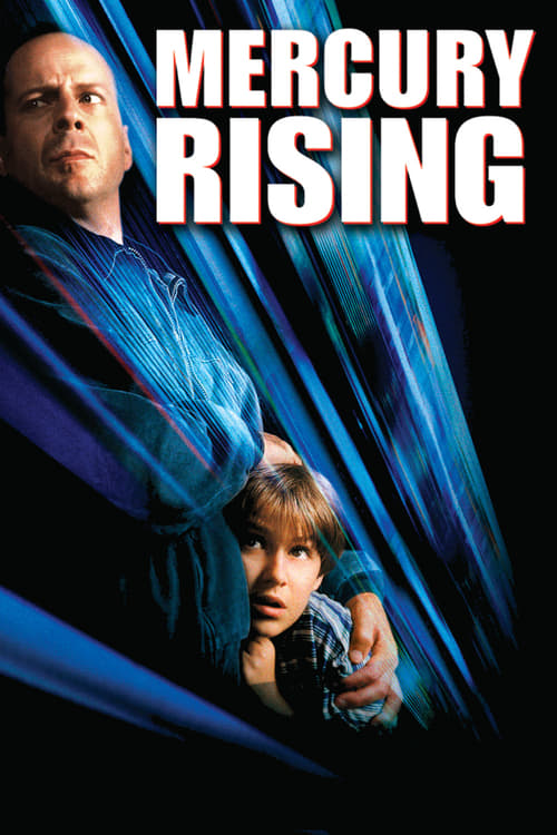 Mercury Rising - Poster