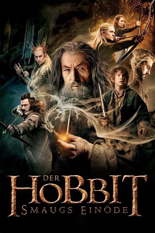 Der Hobbit - Smaugs Einöde - Fantasy / 2013 / ab 12 Jahre