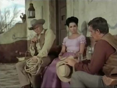 The High Chaparral: Season 1 – Episod Mark of the Turtle