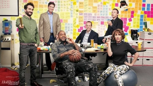 Close Up with The Hollywood Reporter: Season 1 – Episod Comedy Showrunners