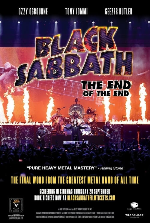 Watch Movie Black Sabbath: The End of the End Online Megashare