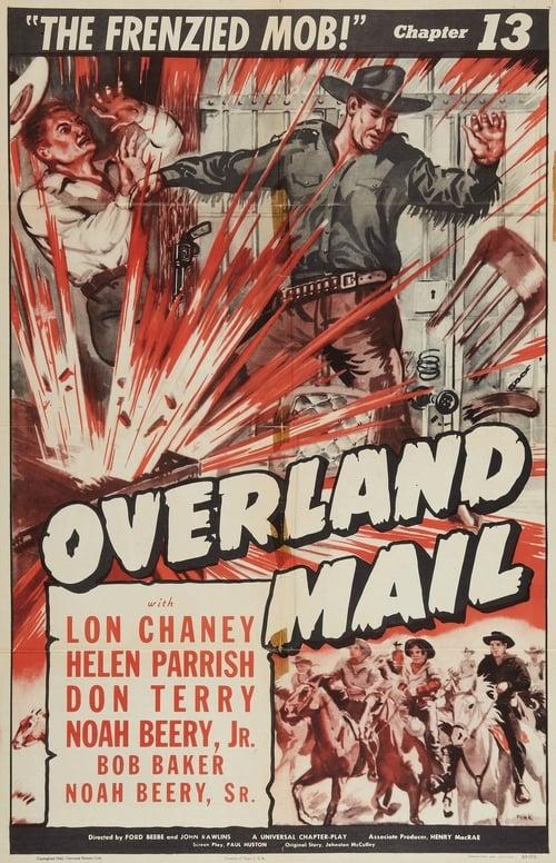 Filme Overland Mail De Boa Qualidade Gratuitamente