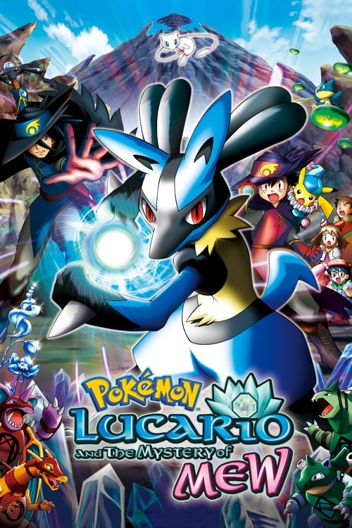 Pokémon: Lucario and the Mystery of Mew lookmovie
