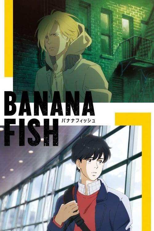 Banana Fish كامل مترجم اون لاين