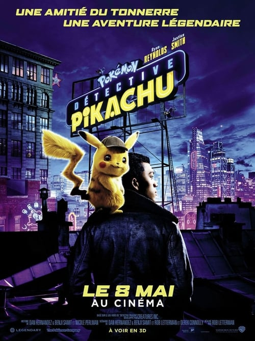 Regarder Pokémon Detective Pikachu Film en Streaming VF
