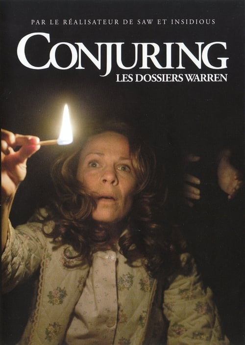 ✎ Conjuring : Les Dossiers Warren (2013) ✪