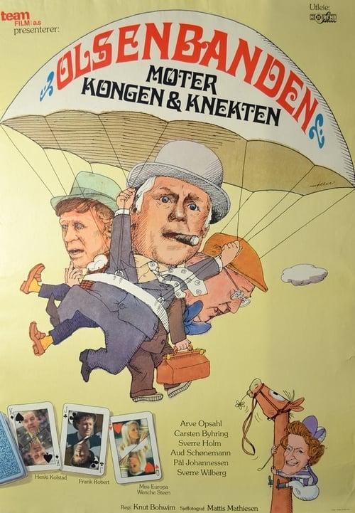 Olsenbanden møter Kongen og Knekten (1974)
