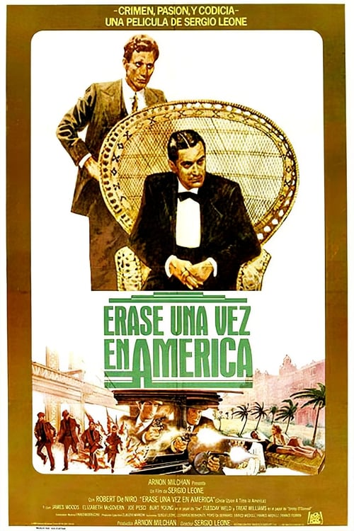 Once Upon a Time in America Peliculas gratis