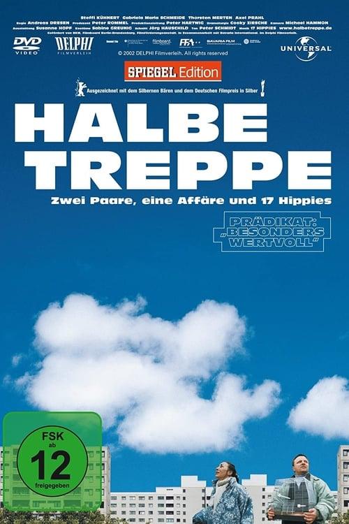 Regarder Halbe Treppe (2002) Streaming HD FR