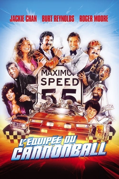 [FR] L'Équipée du cannonball (1981) film vf