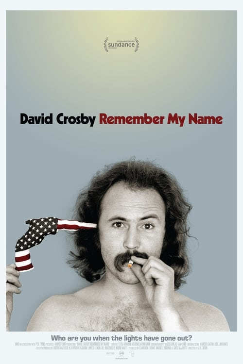 David Crosby: Remember My Name trailer 2017