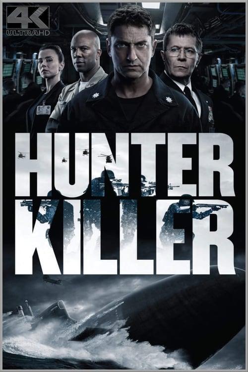 Poster von Hunter Killer