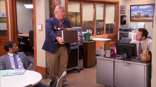 Parks and Recreation - Season 5 - Episode 20: Jerry's Retirement