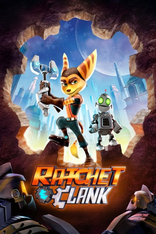 Visualiser Ratchet & Clank, le film (2016) streaming openload