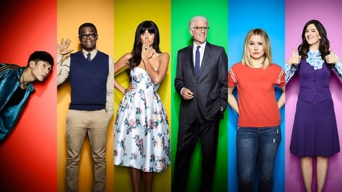 The Good Place Season 3 Episode 11 : Chidi Sees the Time-Knife