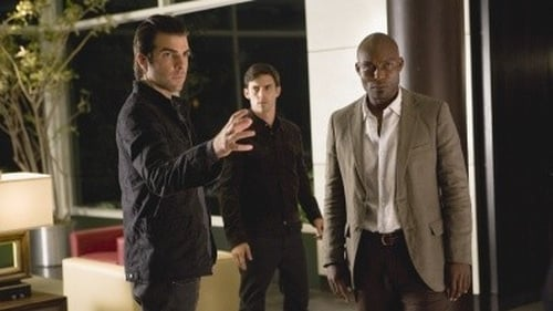 Heroes - Season 3: Villains / Fugitives - Episode 12: Our Father