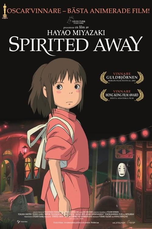 Spirited Away (2003)
