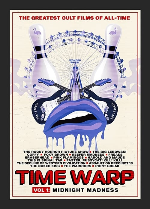 Time Warp: The Greatest Cult Films of All Time - Vol. 1: Midnight Madness