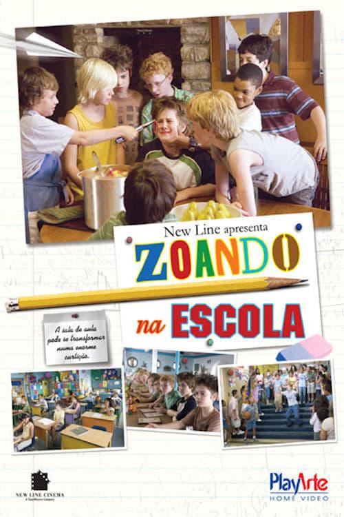 Assistir Filme Zoando na Escola Online