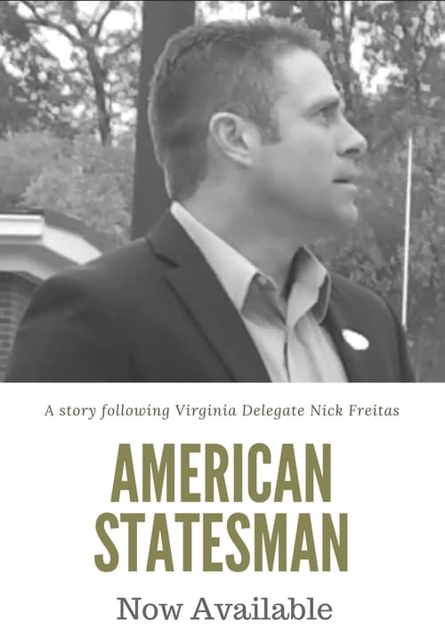 Watch American Statesman: The Nick Freitas Story 2017 Online Full
