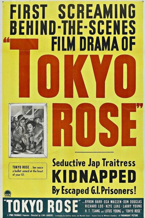 Mira La Película Tokyo Rose Gratis En Español