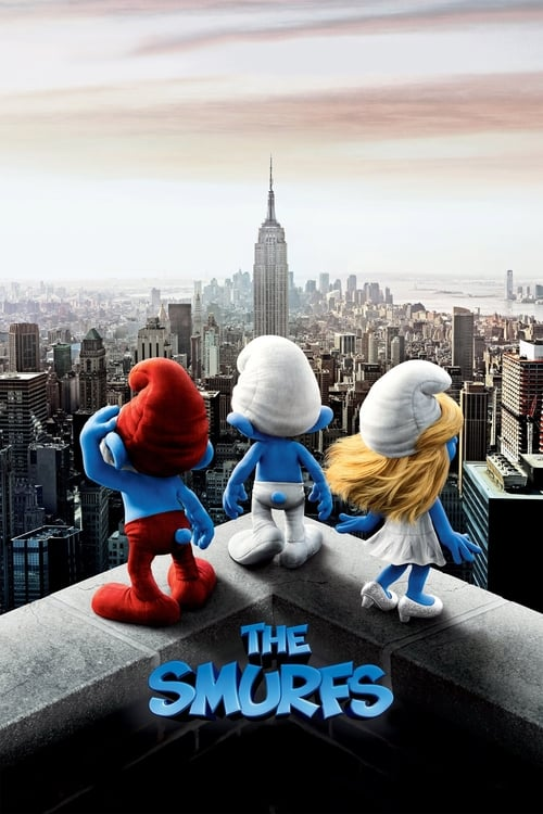 Largescale poster for The Smurfs