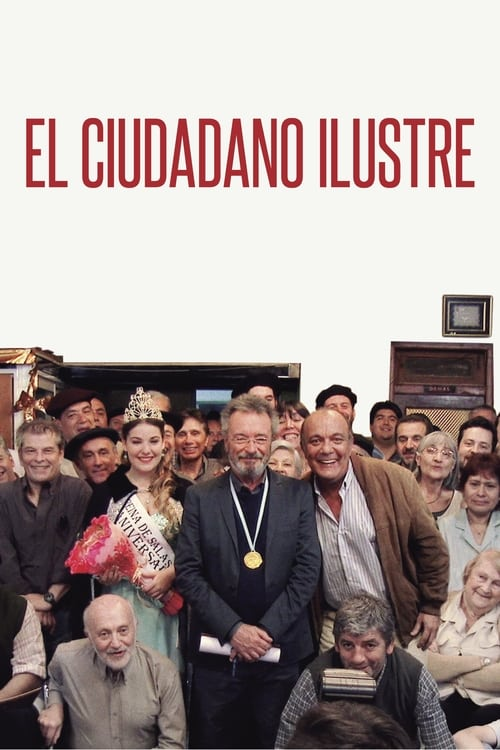Watch The Distinguished Citizen (2016) Full Movie