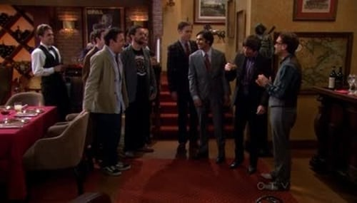 The Big Bang Theory - Season 5 - Episode 22: The Stag Convergence