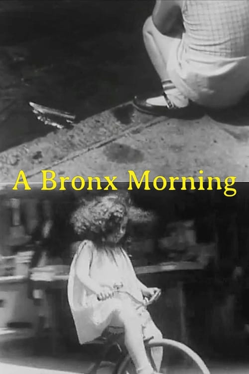 Largescale poster for A Bronx Morning
