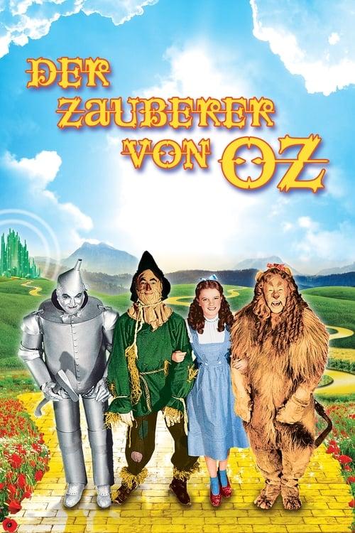 Der Zauberer von Oz - Abenteuer / 1939 / ab 0 Jahre