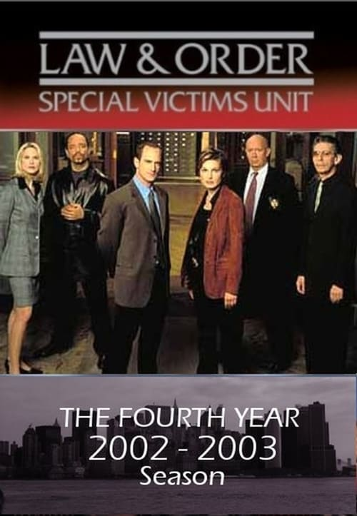 Law Order Special Victims Unit: Season 4