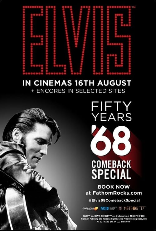 Assistir Filme The 50th Anniversary of the Elvis Comeback Special Grátis