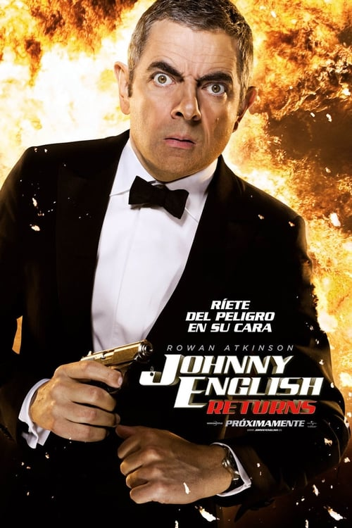 Mira La Película Johnny English Returns Doblada En Español