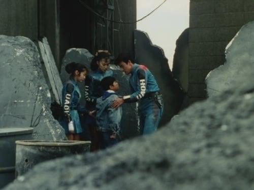 Super Sentai: Chouriki Sentai Ohranger – Épisode Earth's Final Day!!