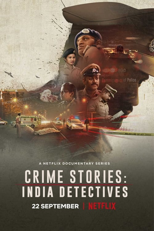 Poster von Crime Stories: India Detectives