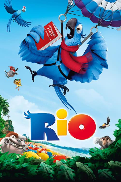 Voir Rio (2011) streaming Youtube HD