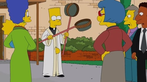 The Simpsons - Season 25 - Episode 3: Four Regrettings and a Funeral