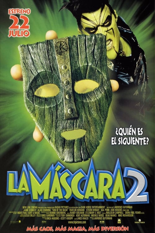 Imagen La máscara 2 (El hijo de la máscara)