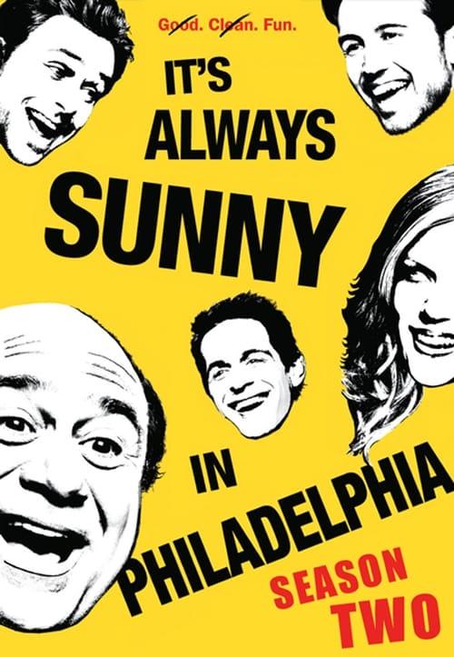 It's Always Sunny in Philadelphia: Säsong 2