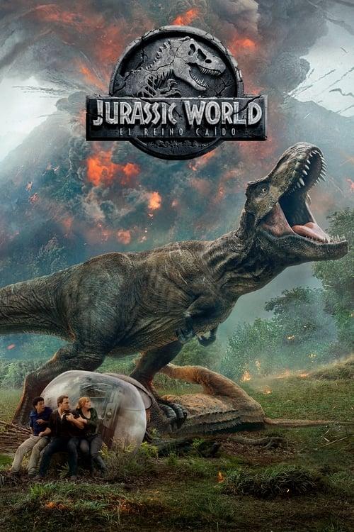 Jurassic World: El reino caído [Castellano] [Latino] [Vose] [dvdrip] [rhdtv] [hd1080] [hd720] [dvdscr] [ts]