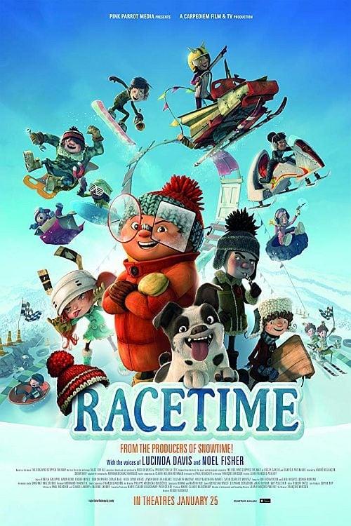 Racetime Poster