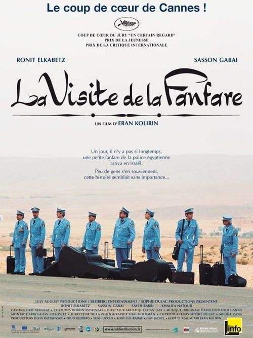 La Visite de la fanfare Film en Streaming VF