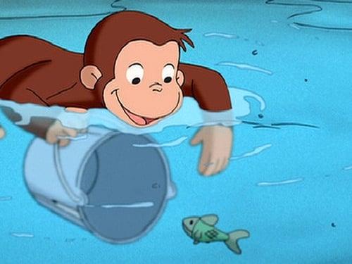 Curious George: Season 4 – Episod Little Fish, Littler Pond