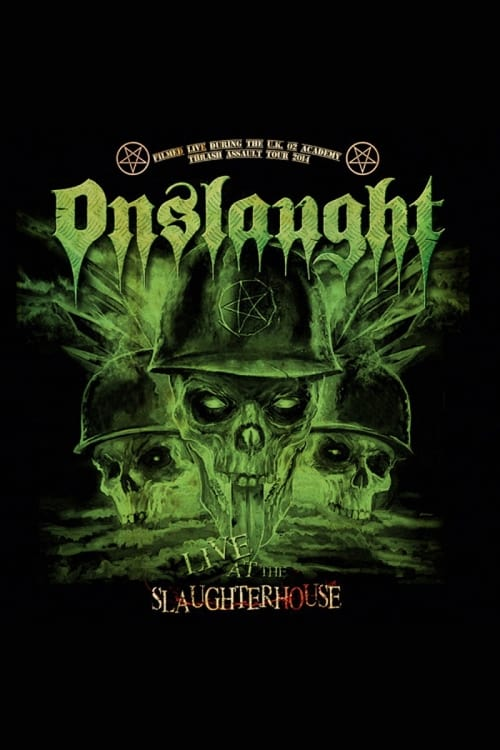 Onslaught - Live At The Slaughterhouse (1969)